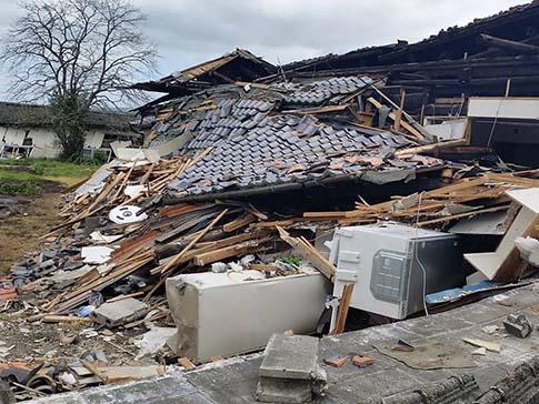 À�報告】the Kumamoto Earthquake Situation Report A Call For