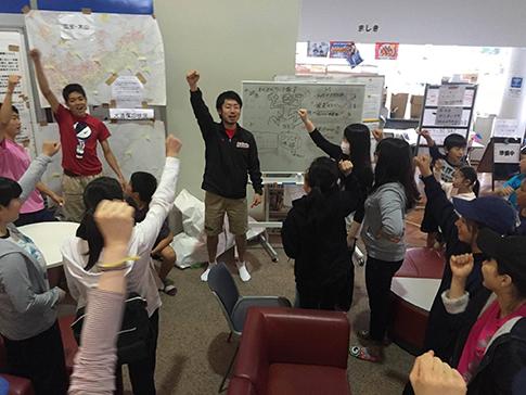 À�報告】the Kumamoto Earthquake Report 7 Overcoming